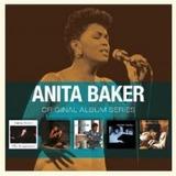 Anita Baker Original Album Series[box5 Cds Original Lacrado]